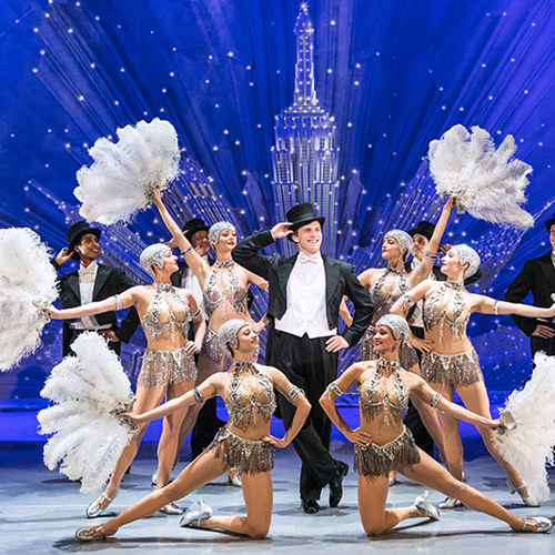An American in Paris cast members