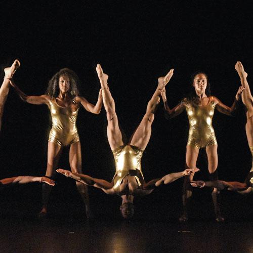 Ezralow Dance dancers