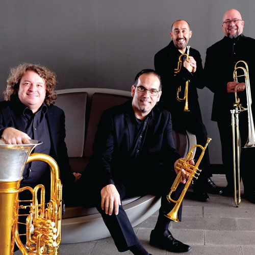 Spanish Brass group members