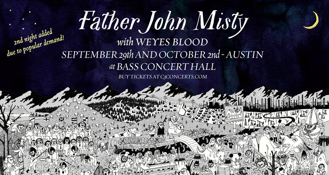 Father John Misty with Weyes Blood