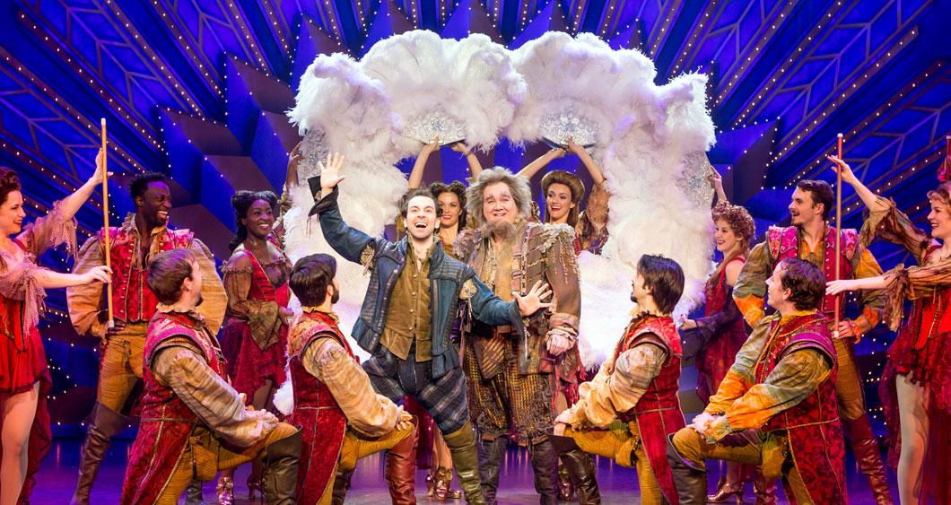 Something Rotten Cast