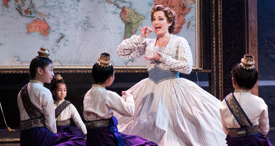 Anna with Children