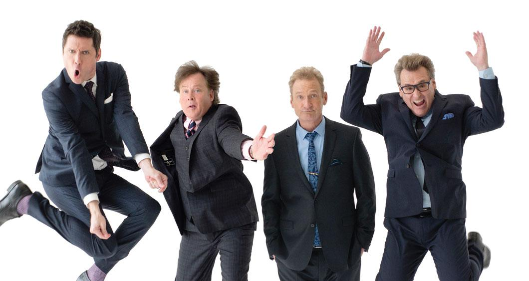 Whose Live Anyway cast