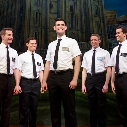 The Book of Mormon cast members