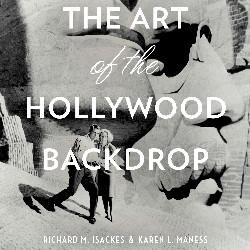Book Cover - The Art of the Hollywood Backdrop