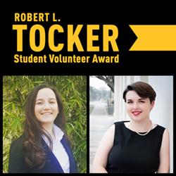 Robert L. Tocker Student Volunteer Award