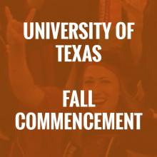 Fall Commencement