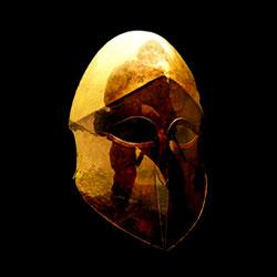 Trojan War Mask