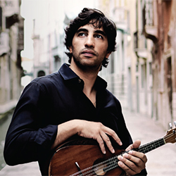 Avi Avital with Mandolin