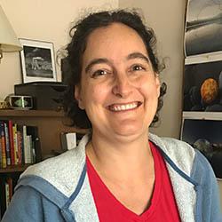 Yvonne Kimmons Portrait
